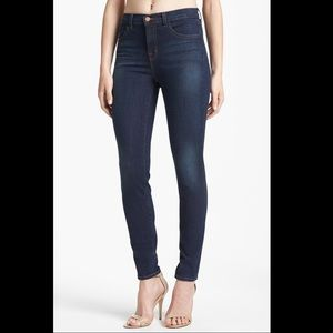 J Brand Maria Starless High Rise Jeans